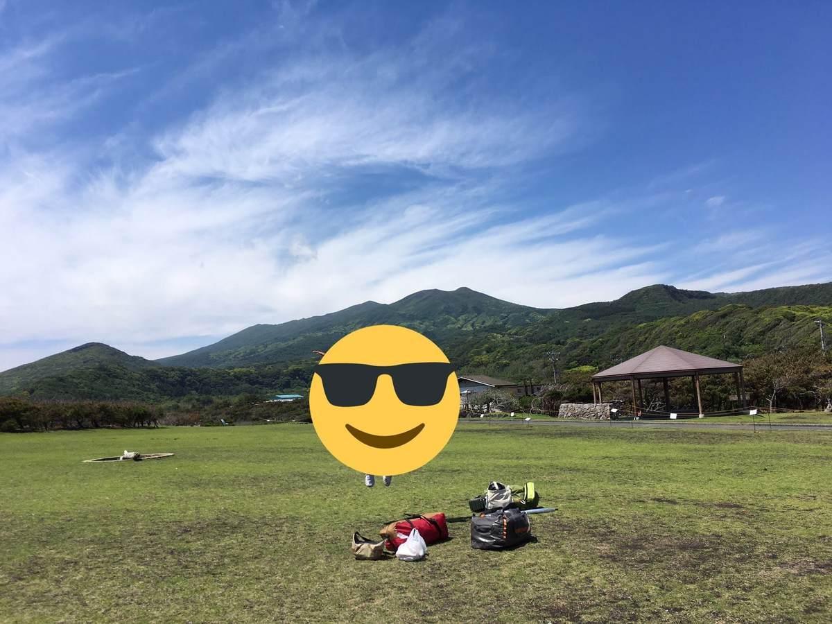 トウシキキャンプ場