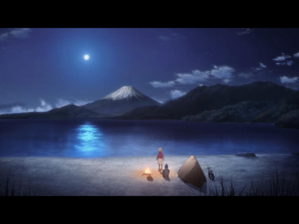 テントwith富士山